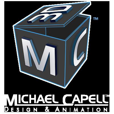 Mcapell Design & Animation Logo